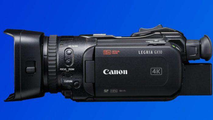 Canon Legria GX10