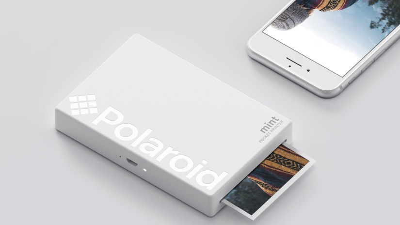 Polaroid Mint Instant Pocket Printer