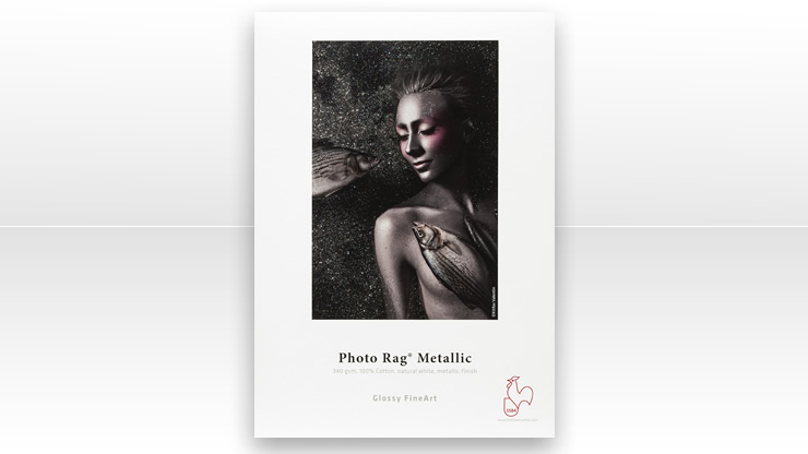 Hahnemühle Photo Rag® Metallic