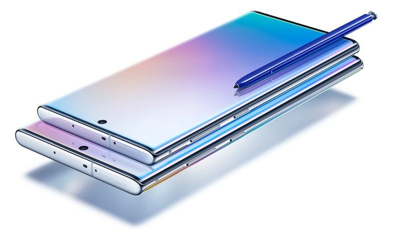 Samsung Galaxy Note 10/10+