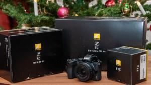 Julegave Nikon Z 50