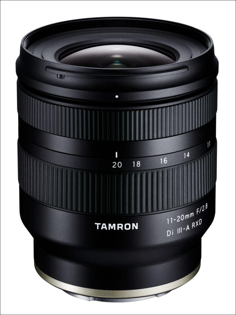 Tamron 11-20mm f/2.8 Di III-A-RXD