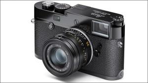 Leica M10-R Black Paint