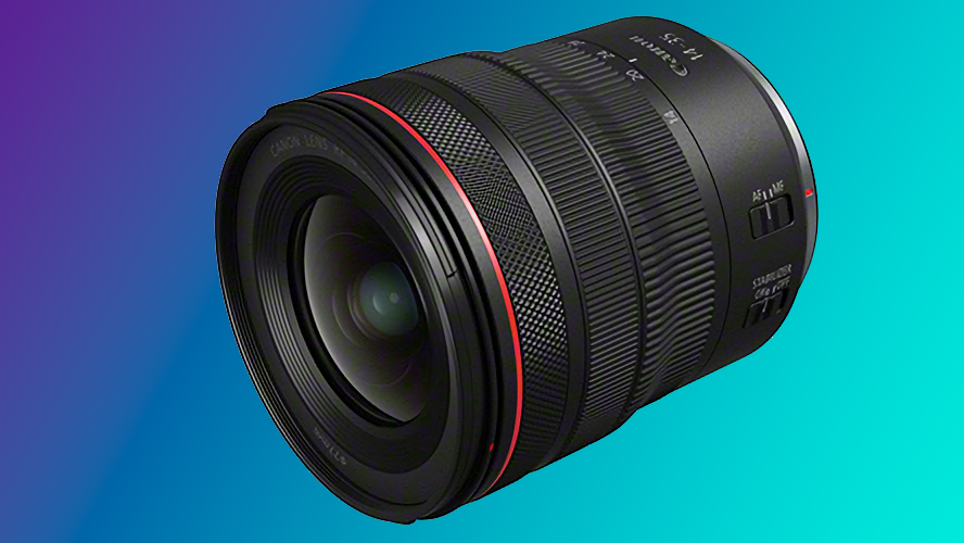 Canon RF 14-35mm F4L IS USM