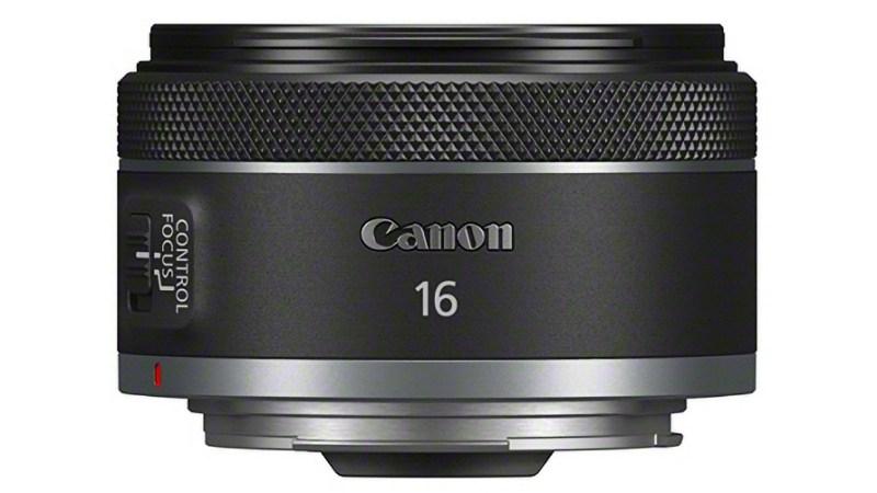 Canon-objektiver