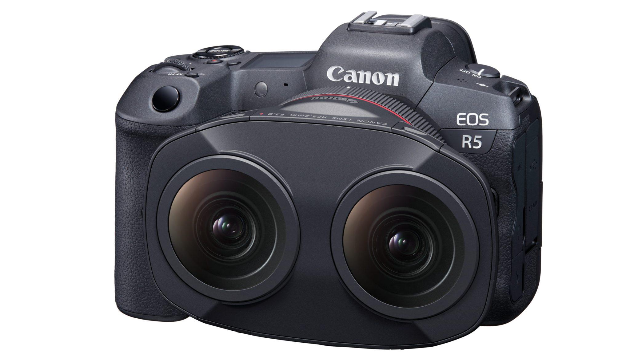 Canon RF 5.2mm F2.8L Dual Fisheye