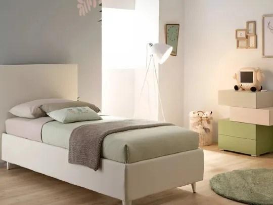 Cameretta in legno con divano letto mc010   cameretta. Letto Moderno Sc206 Di Moretti Compact