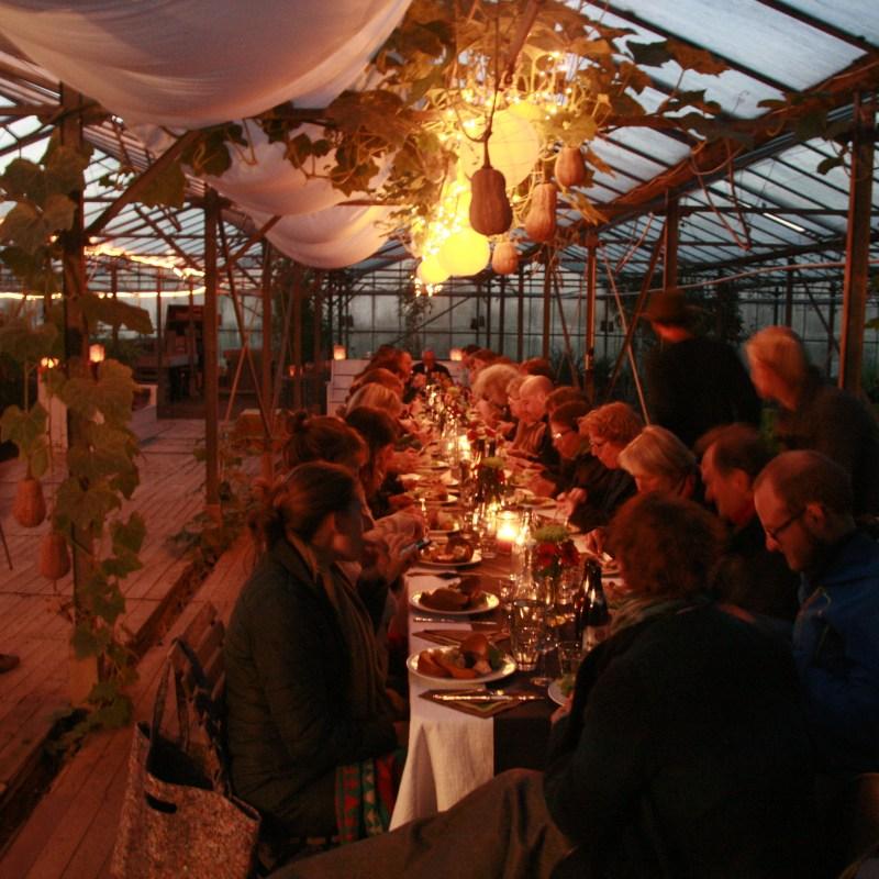 Dinerconcert in de Kas - Utrecht