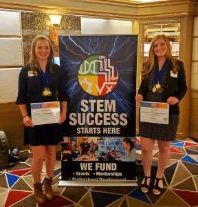 image of science fair winners