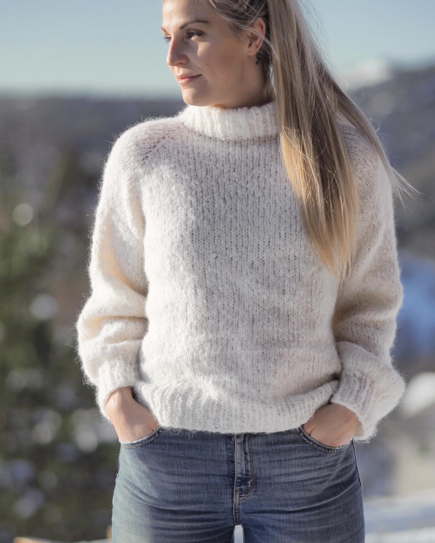 Louisiana sweater by petiteknit