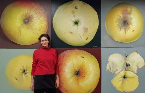 Kamille Saabre õunamaalid