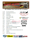 Download 2014 KAM Kartway Points Series Schedule