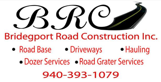 Bridgeport Road Construction logo