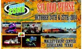West Texas Kart Nationals Oct 24 & 25th ~ Registration is still open.