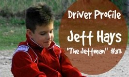 Driver Profile of Jett Hays