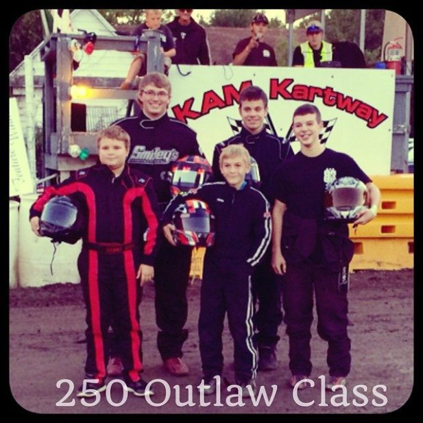Outlaw 250 Class