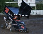 2014 Ben Say in Outlaw 250