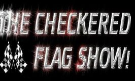 Ben Saye, Tori Tyer and Noah Key appear on The Checkered Flag Show