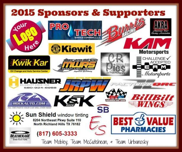 2015 KAM Sponsors