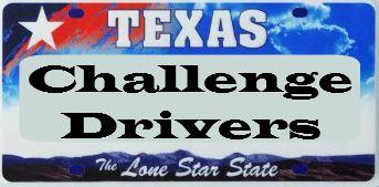 Texas Challenge Drivers List