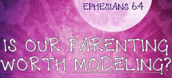 Esphesians 6:4