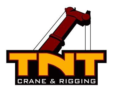 TNT Crane & Rigging event Sponsor