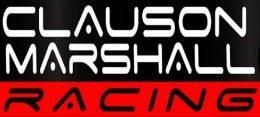 Clauson Marshall racing logo