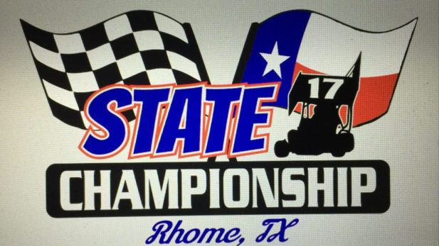 2017 Texas State Championship sticker