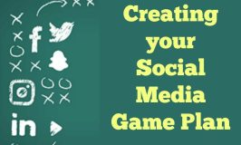 Beginner's Guide: Creating your Social Media Game Plan