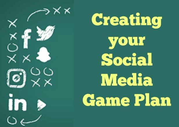 Creating your social media game plan