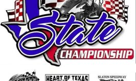 Texas State Championship Race Results for 2017
