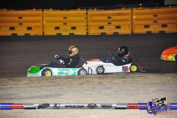 Texas State Championship at KAM Kartway - Pro Clone Class