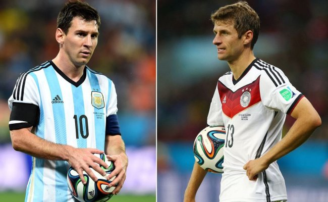 Germany Vs Argentina Live Stream Online International