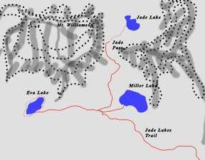 Eva lake area