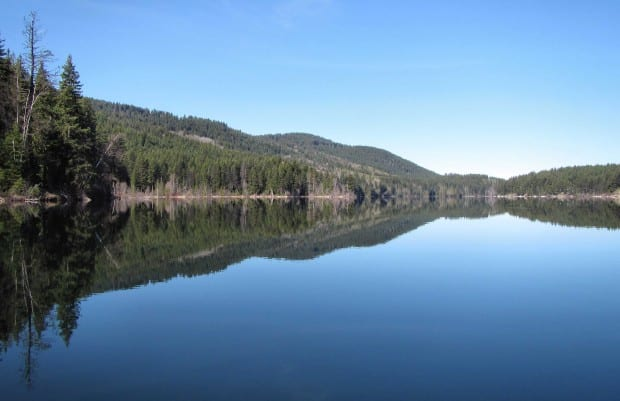 Heffley Lake Paddle 011r