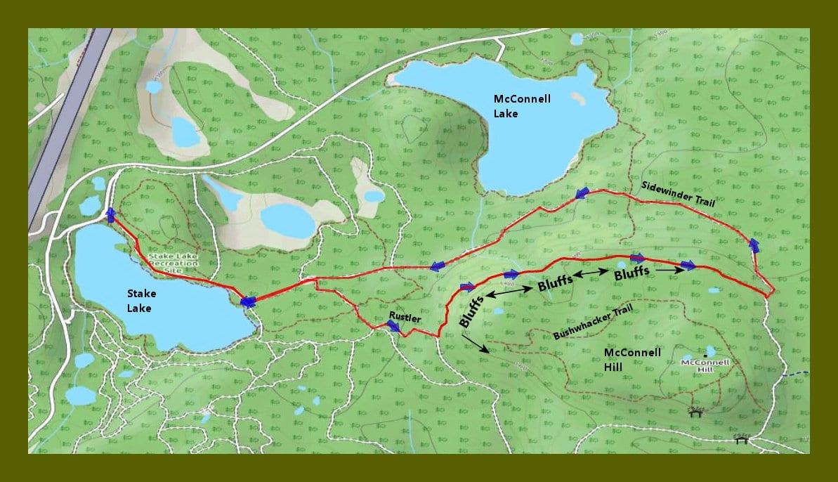 Stake Lake Archives - Kamloops Trails