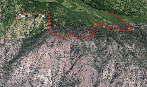 escarpment trail