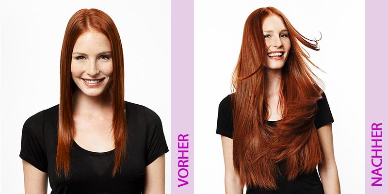 Kamm in Style Friseur Nrnberg  Great Lengths Partner