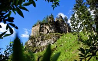 Ruine Kammerstein heute