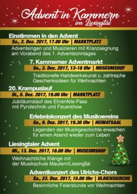 Advent in Kammern