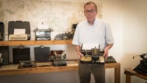 Sonderausstellung Schreibmaschine mit Dr. Rüdiger Böckel