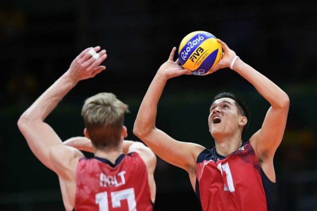 KS Alum Leads VolleyBall Team In Rio – Ka Mō'ī