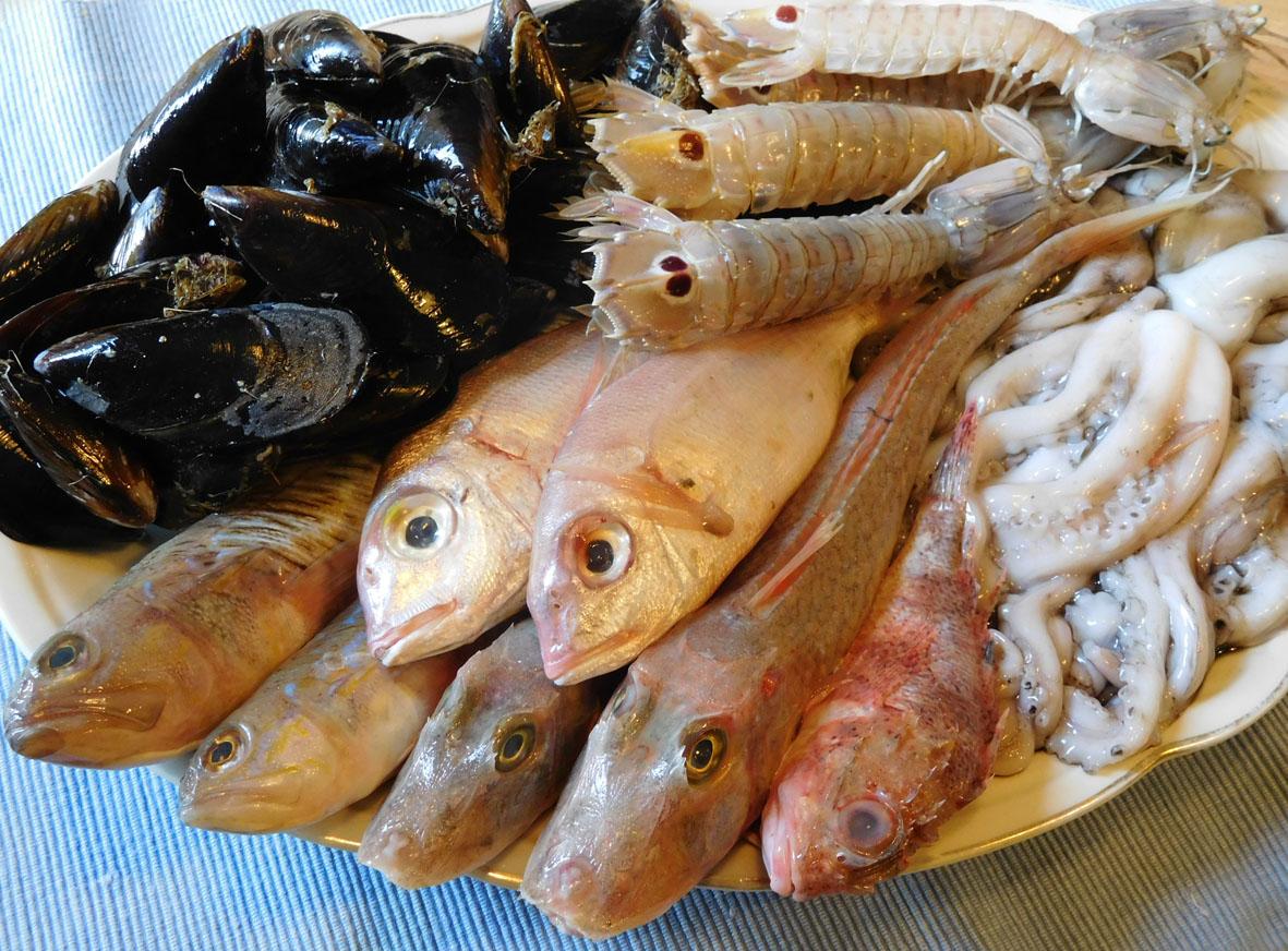 Brodetto Grazie Mare Alias Zuppa Di Pesce Senza Lische A Modo
