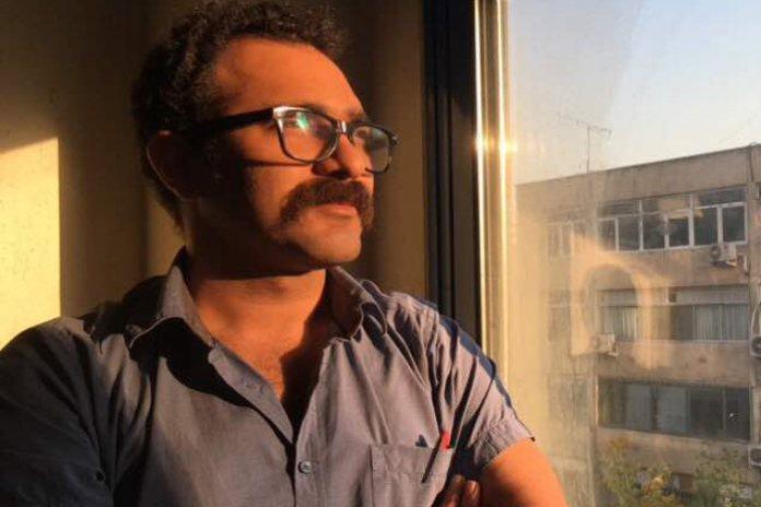 Bildergebnis für آرش گنجی