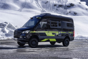 Hymer Grand Canyon S CrossOver