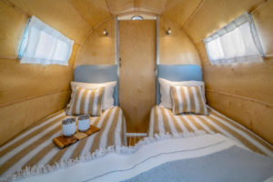 Bowlus Terra Firma retro caravan