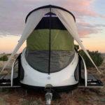 Earth Traveler T300 kampeertrailer