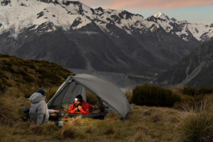 Tension Ridge Sea to Summit tenten