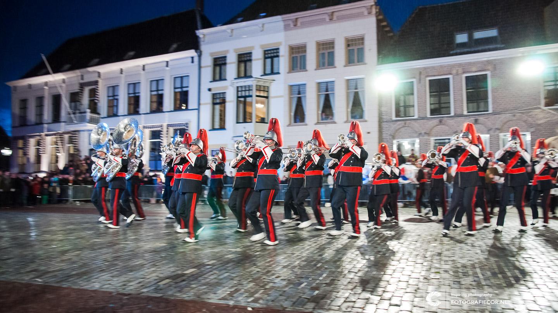 KTK   Kampen   Showband   Evenement   special act   Taptoe Kampen   © Fotografiecor.nl
