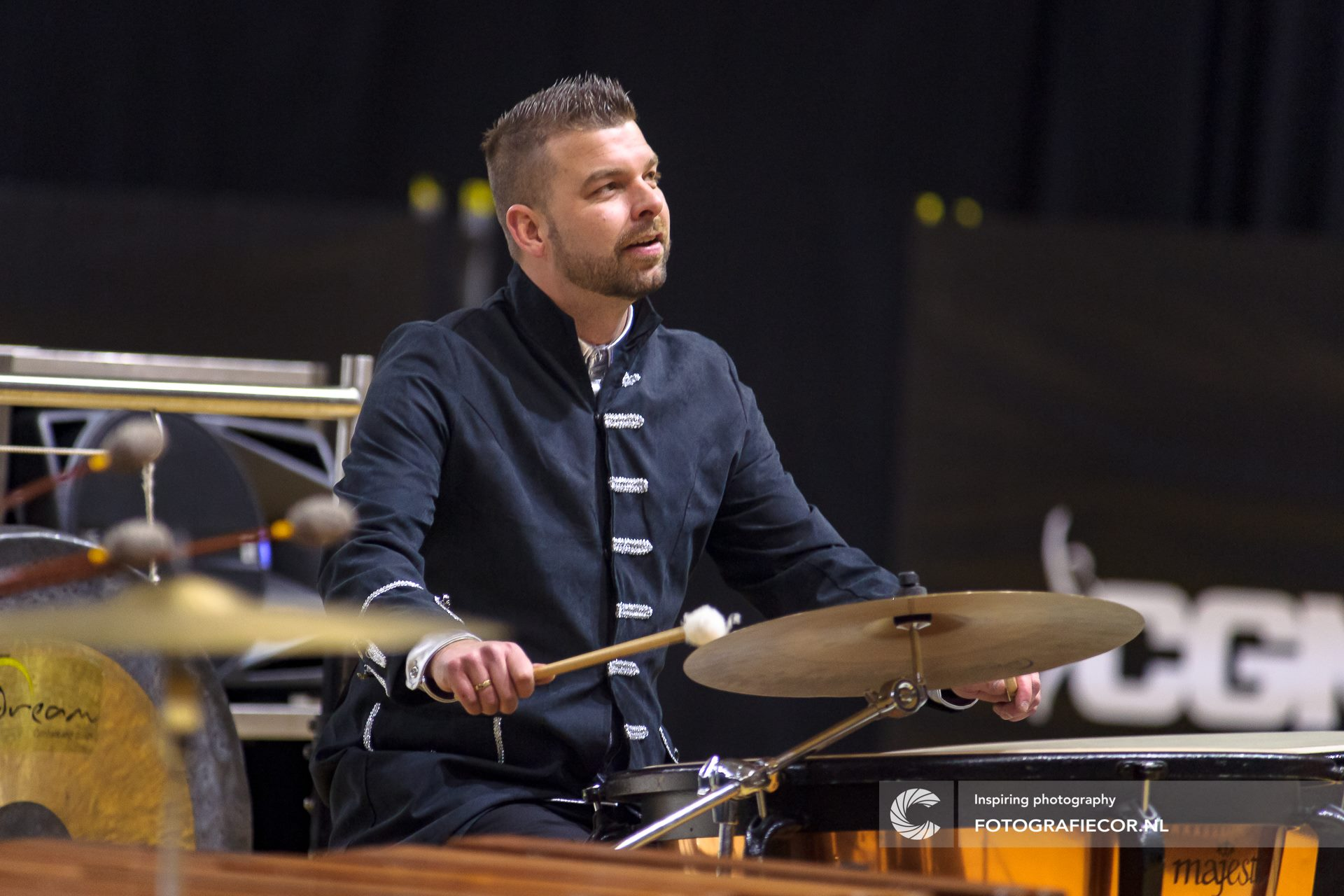 KTK Percussion Ensemble | Kamper Trompetter Korps | Indoor | CGN | Almere | Overcome | Pit | Frontensemble